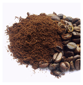 how to read coffee grounds