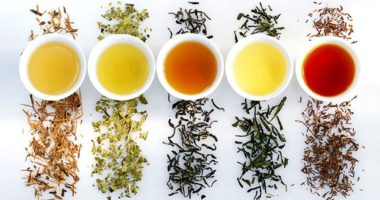 tea colors