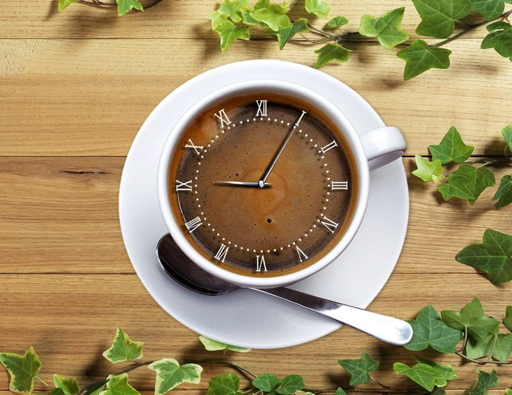 When is the best time for coffee?