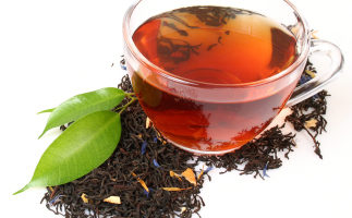 Tea is full of antioxidants